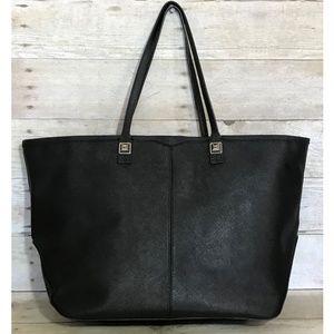 Rebecca Minkoff Bags - Rebecca Minkoff Black XL Leather Tote Bag Purse
